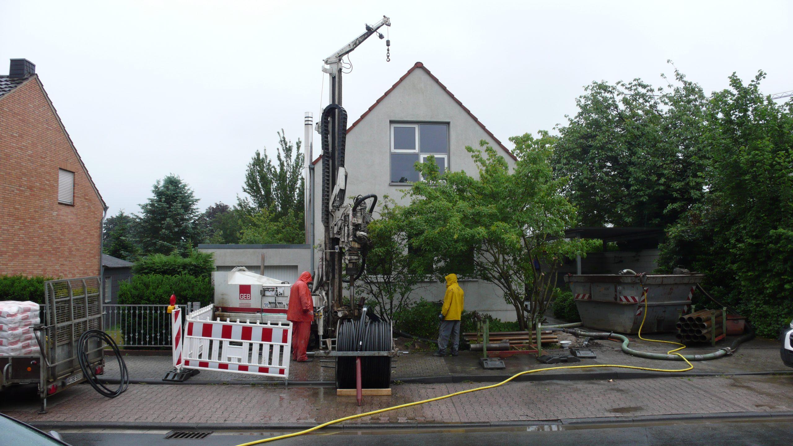 Geothermie im Altbau - Einfamilienhäuser