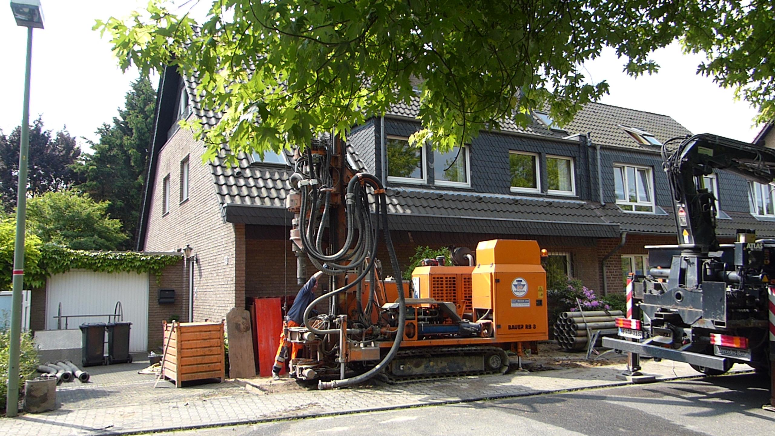 Geothermie im Altbau - Mehrfamilienhäuser