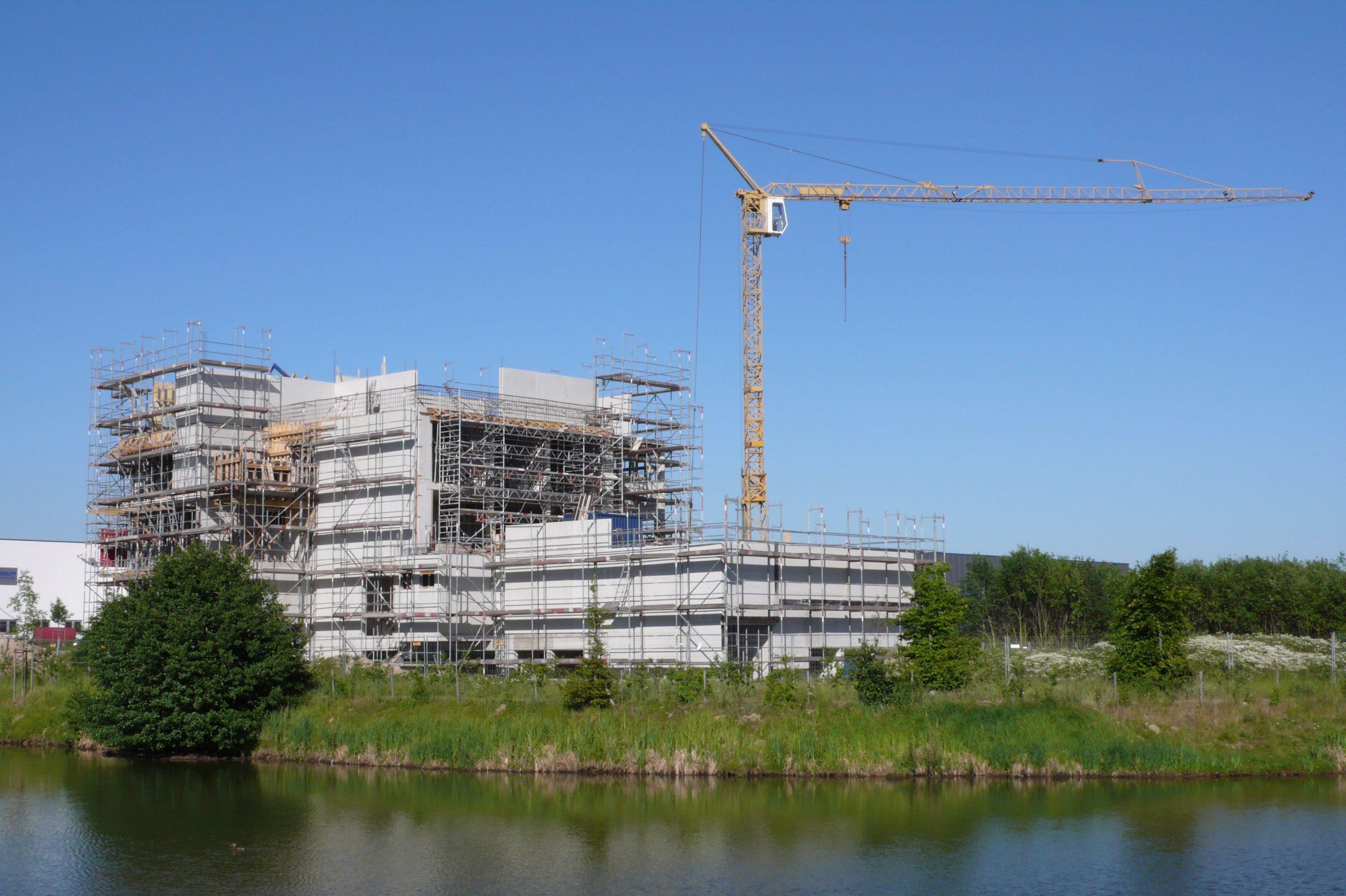 Geothermie im Neubau - Mehrfamilienhäuser