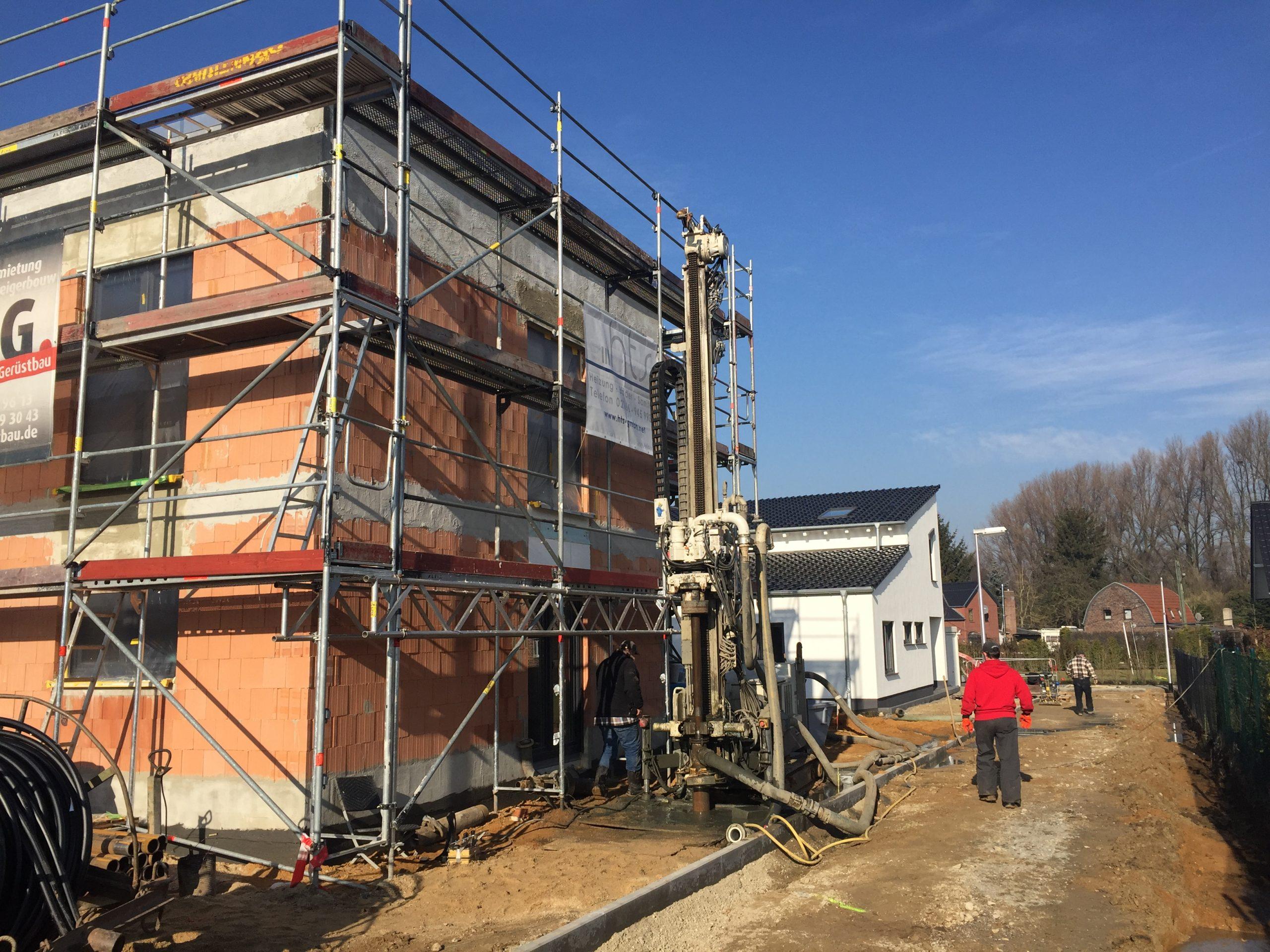 Geothermie im Neubau - Energieeffizienz-Häuser
